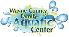 Wayne County Family Aquatic Center Retina Logo